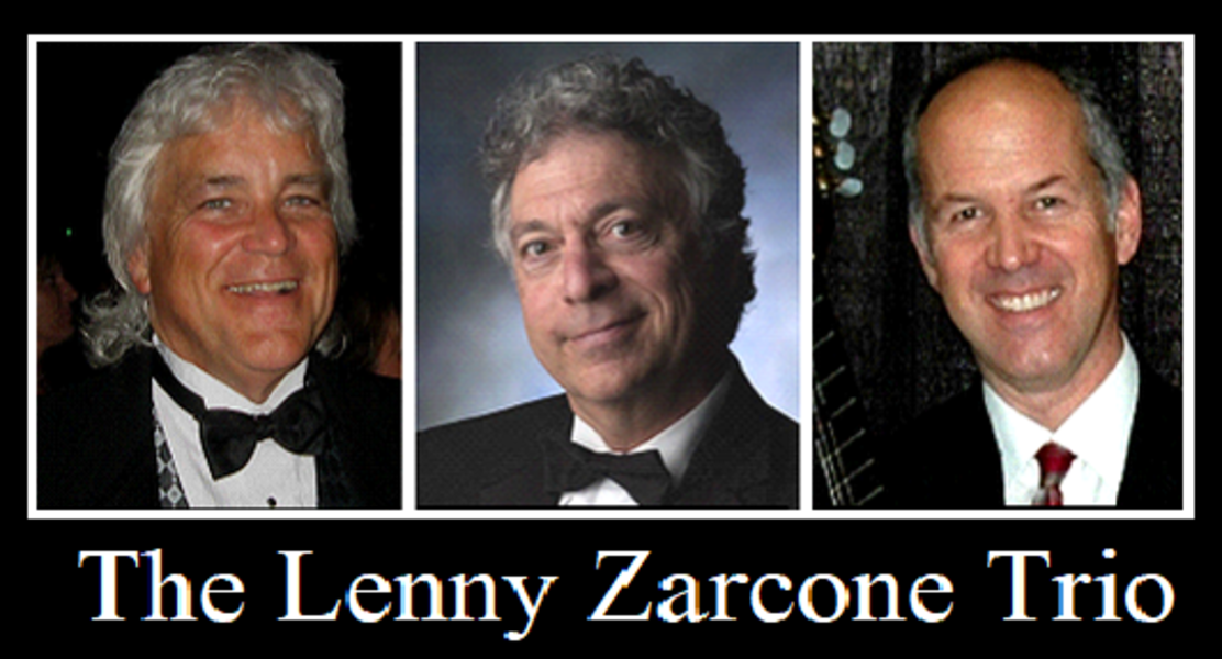 Lenny Z Trio Live & Family DJ Option - Smooth Jazz Band - Boston, MA