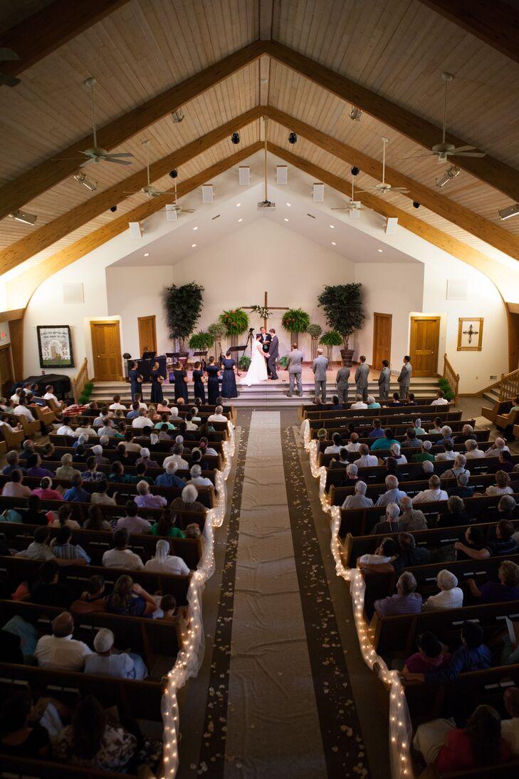 Traditional Ceremony Inside Shilo Mennonite Church