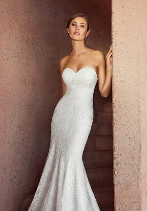 Simply Val Stefani AUGUSTA Mermaid Wedding Dress