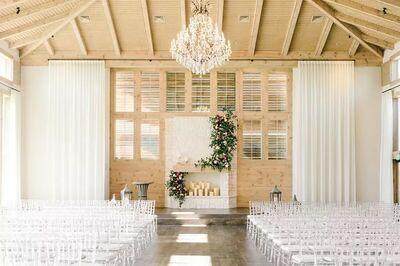 Hidden Pines | Highland Village Walters Wedding Estates