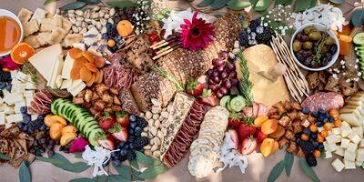 Brie Grazing Boards