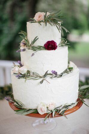DIY Garden Cake