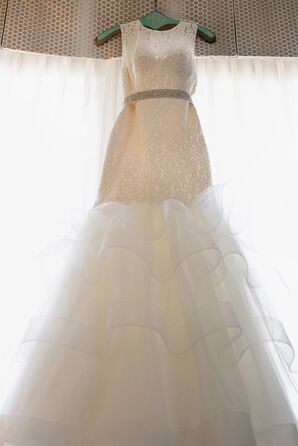 Tara Keely White Wedding Gown