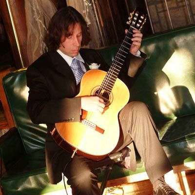 Dana Starkell, Guitarist