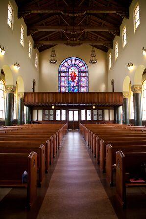 Central Christian Church Ceremony