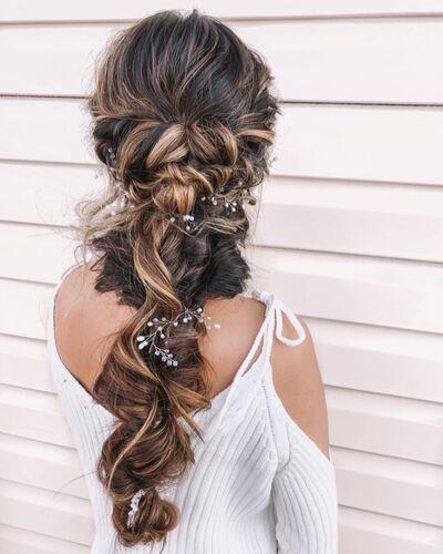 Ashley Glazer Hair