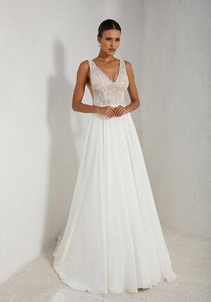 Justin Alexander 88003 A-Line Wedding Dress