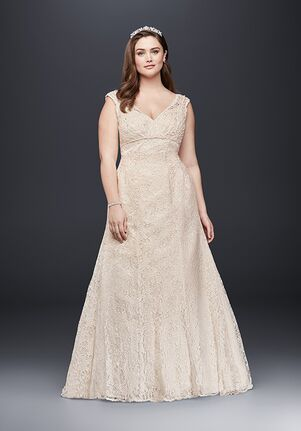 12364ab8124 David s Bridal. David s Bridal Collection Style 9T9612