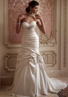 Casablanca Bridal 2086 Mermaid Wedding Dress