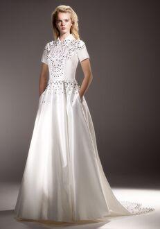Viktor&Rolf Mariage IMMACULATE SHIRT GOWN Ball Gown Wedding Dress