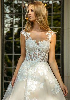 Calla Blanche 18116 Alessia Ball Gown Wedding Dress