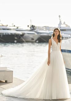 Aire Barcelona IMMER A-Line Wedding Dress