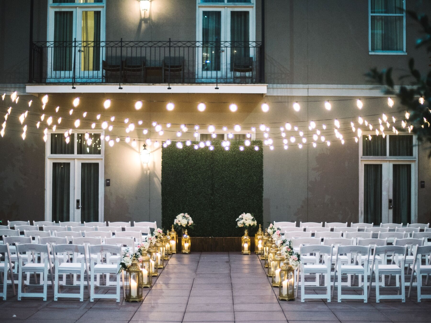 Wedding reception venues in new orleans la the knot hyatt centric french quarter new orleans junglespirit Choice Image