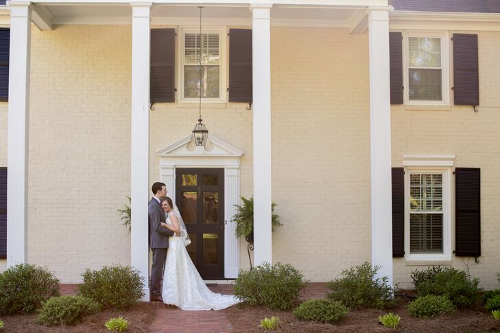 Wilson, North Carolina Backyard Wedding