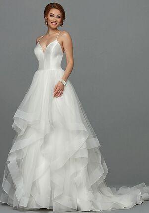 Avery Austin Leah Ball Gown Wedding Dress