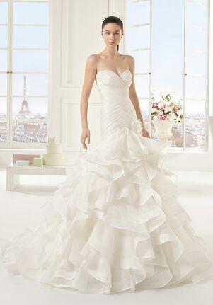 Two by Rosa Clará ESPARTA Mermaid Wedding Dress