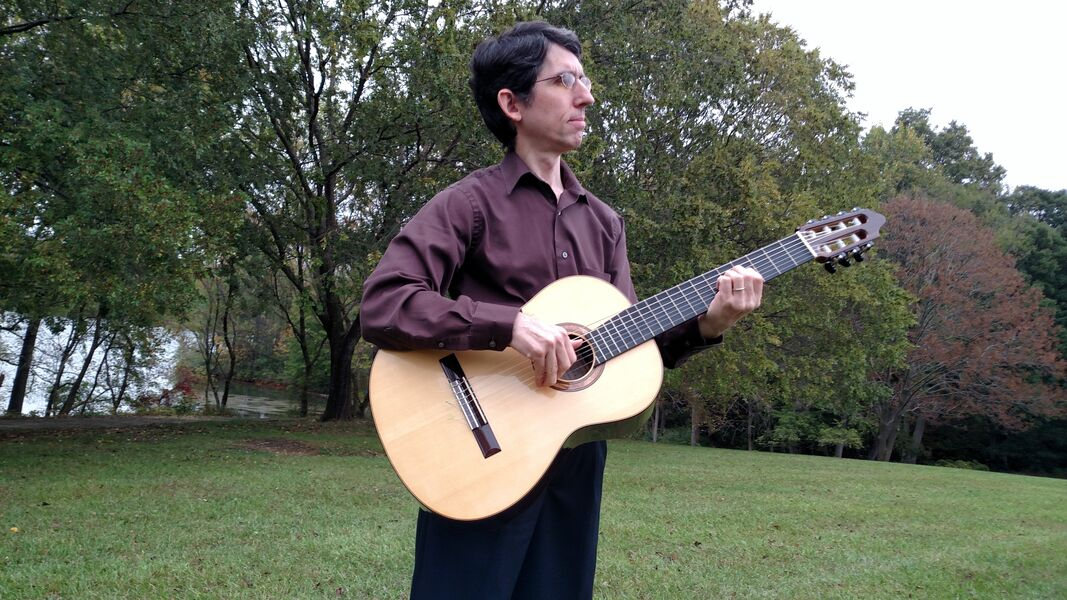 Steven Seidenman - Classical Guitarist - Germantown, MD
