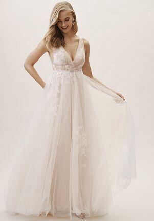 BHLDN Ricarda Gown Ball Gown Wedding Dress