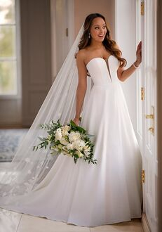 Stella York 6839 Ball Gown Wedding Dress