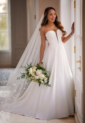 Stella York 6839 Ball Gown Wedding Dress