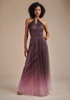 Belsoie Bridesmaids by Jasmine L224063 Halter Bridesmaid Dress