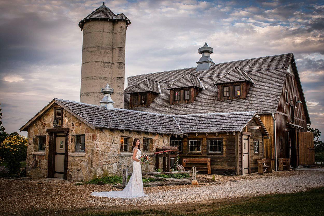 Storybook Barn - Rogersville, MO