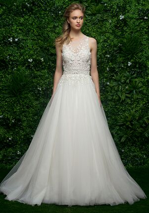 Enaura Bridal Couture ES650 Ball Gown Wedding Dress