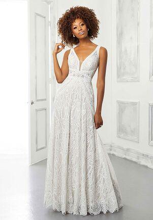 Morilee by Madeline Gardner/Blu Brooke A-Line Wedding Dress