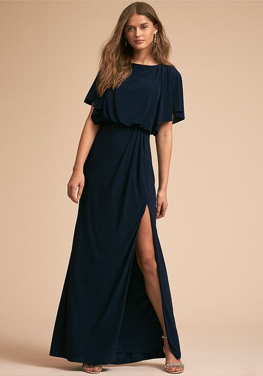 BHLDN (Mother of the Bride) Lena Dress Blue Mother Of The Bride Dress