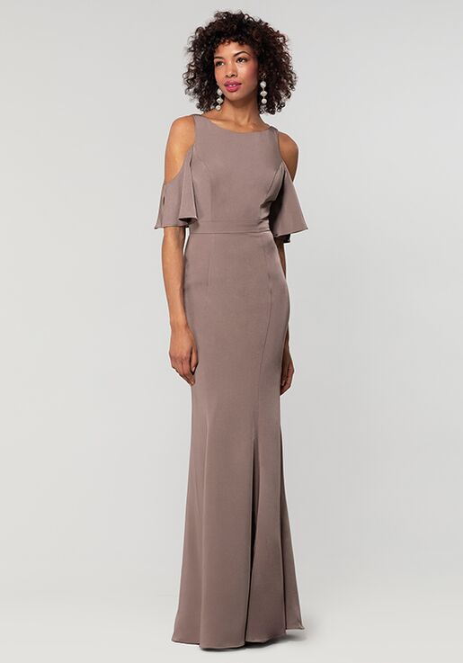 Kleinfeld Bridesmaid KL-200145 Scoop Bridesmaid Dress