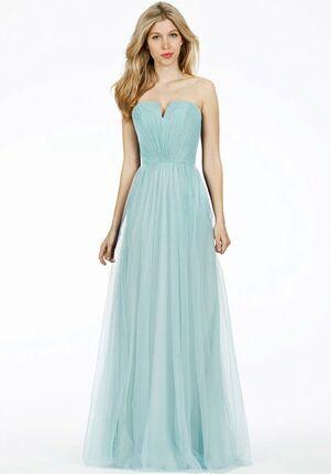 Alvina Valenta Bridesmaids 9487 V-Neck Bridesmaid Dress