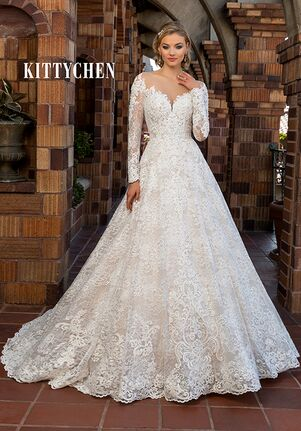 KITTYCHEN MARGOT, H2024 Ball Gown Wedding Dress