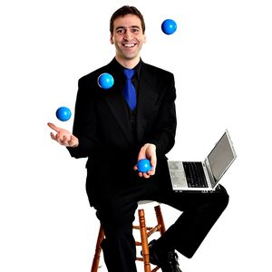 Las Vegas, NV Keynote Speaker | Vegas Team Building & Keynotes: Do Good & Juggle