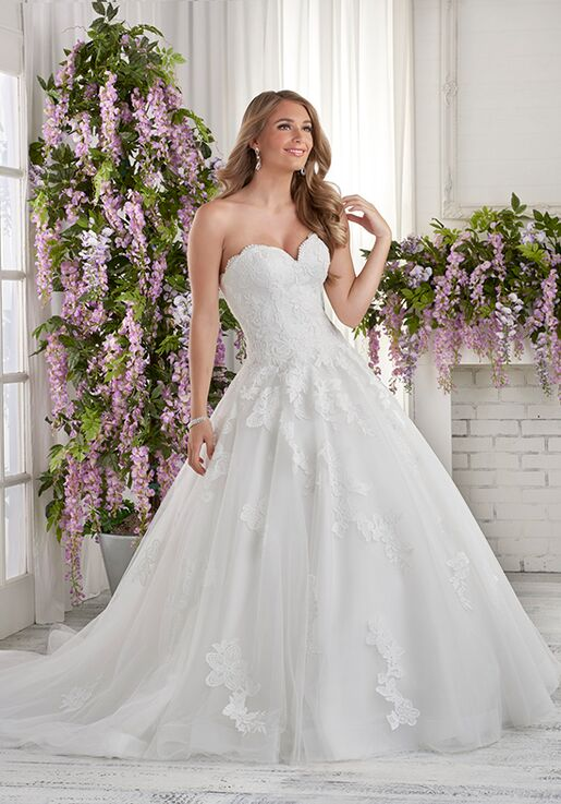 Bonny By Bonny Bridal 619 Wedding Dress The Knot