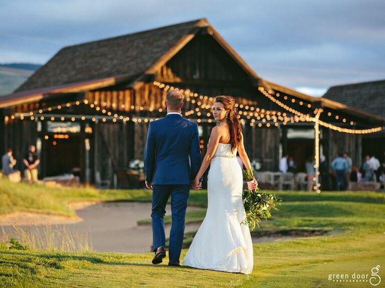 Montana wedding venue in Missoula, Montana.
