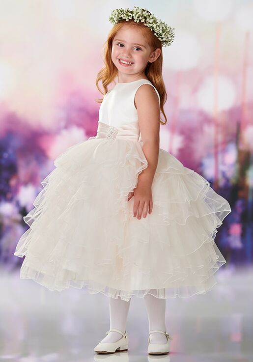 36967f5d1fa Joan Calabrese by Mon Cheri 119392 Flower Girl Dress - The Knot