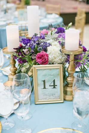 Gold Table Accents