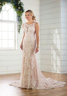 Essense of Australia D2703 Sheath Wedding Dress