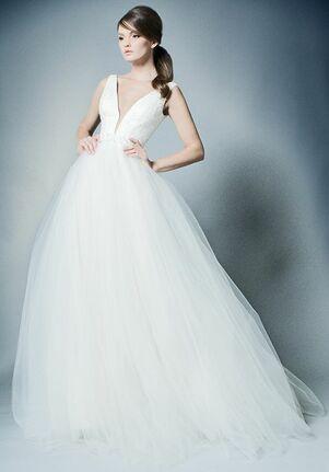 ROMONA New York RB015+B Ball Gown Wedding Dress