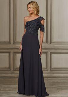 Adrianna Papell Platinum 40151 One Shoulder Bridesmaid Dress