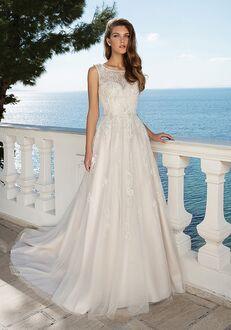 Justin Alexander 88091 A-Line Wedding Dress