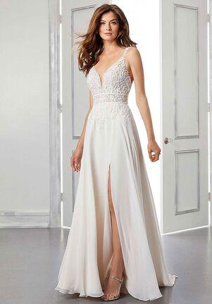 Morilee by Madeline Gardner/Voyage Brandy A-Line Wedding Dress