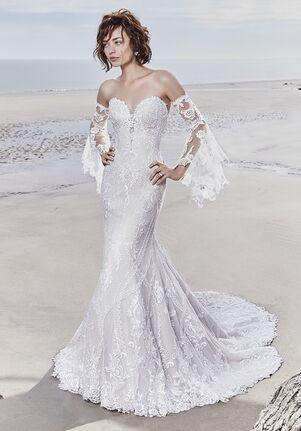 Sottero and Midgley Kingsley Sheath Wedding Dress