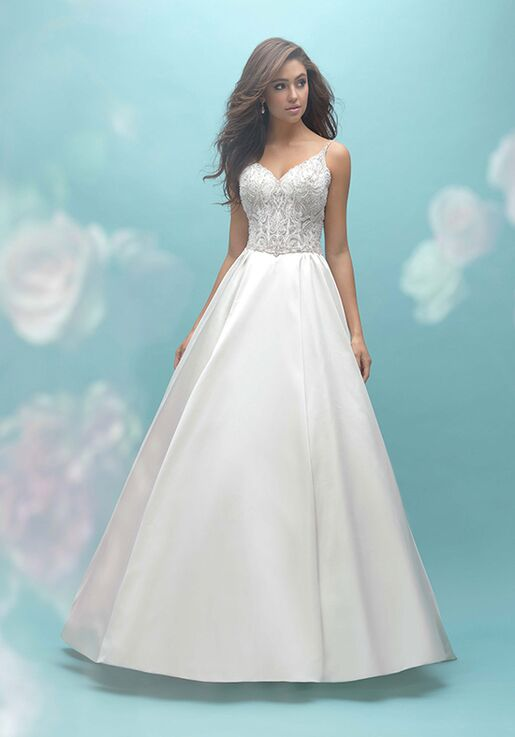 Allure Bridals 9454 Ball Gown Wedding Dress