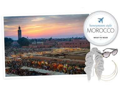 What to pack for your Moroccan honeymoon