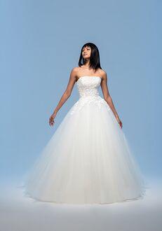Lazaro Gracie/32017 Ball Gown Wedding Dress