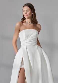 Justin Alexander Signature Beacon A-Line Wedding Dress