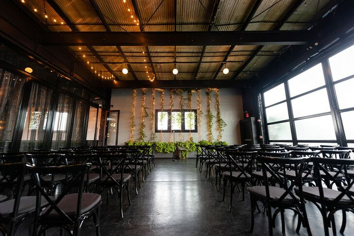 Industrial Ceremony at 501 Union in Brooklyn, New York