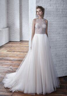 Badgley Mischka Bride Caprice A-Line Wedding Dress