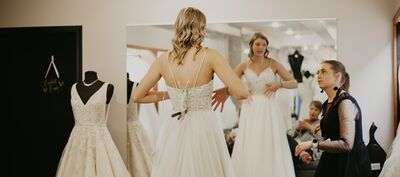 Charlotte's Bridal and Formal Wear
